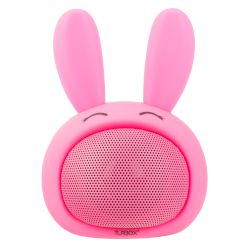 Turbo-X Ηχεία Bluetooth Bunny Ροζ