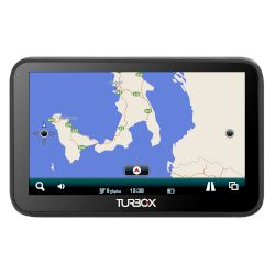 "Turbo-X GPS Route 51 Dont Panic 5"" (Ελλάδα&Ευρώπη)"
