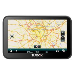 "Turbo-X GPS Route 41 Dont Panic 4.3"" (Ελλάδα&Ευρώπη)"