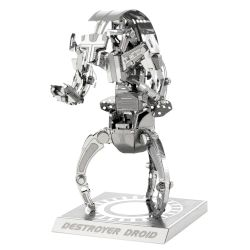 "3D Puzzle Star Wars ""Destroyer Droid"" 2Φ Μεταλλικό"