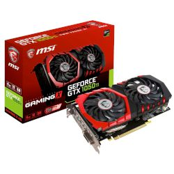 MSI VGA GeForce GTX 1050 Ti Gaming X 4GB