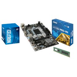 "Turbo-X Upgrade Kit ""Intel Basic"""