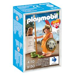 playmobil 9150 Play & Give Αθηνά