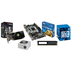 "Turbo-X Upgrade Kit ""Intel Gamers Start"""