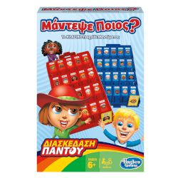 Hasbro Guess Who Grab & Go