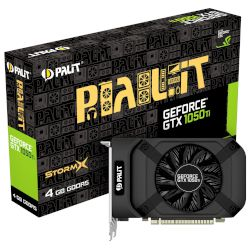 Palit VGA GeForce GTX 1050Ti Storm X 4GB