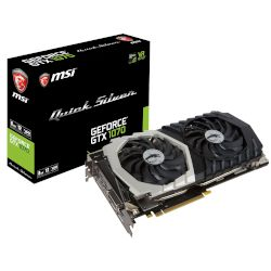 MSI VGA GeForce GTX 1070 Quick Silver 8GB