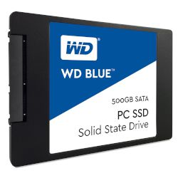 WD SSD Blue 500GB