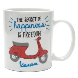 Κούπα Vespa Secret of Hapiness