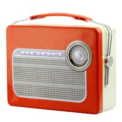 Lunch Box Radio