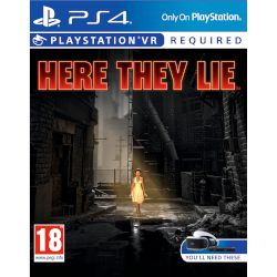Sony Here They Lie  VR PS Vita