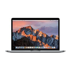 Apple MacBook Pro Retina MLH32GR/A Space Grey Laptop (Core i7 6700HQ/16 GB/256 GB/RADEON 450 2 GB) με OLED Touch Bar