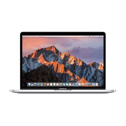 Apple MacBook Pro Retina MLW72GR/A Silver Laptop (Core i7 6700HQ/16 GB/256 GB/RADEON 450 2 GB) με OLED Touch Bar