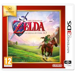 Nintendo The Legend Of Zelda Ocarina Of Time 3DS