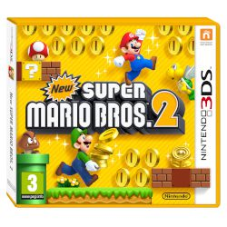 Nintendo New Super Mario Bros 2 3DS