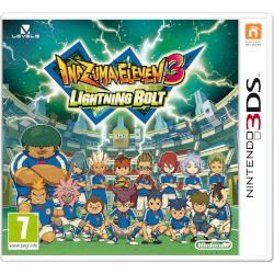 Nintendo Inazuma Eleven 3 Lighting Bolt 3DS