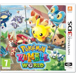 Nintendo Pokemon Rumble World 3DS