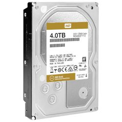 WD Gold Datacenter HDD 4TB