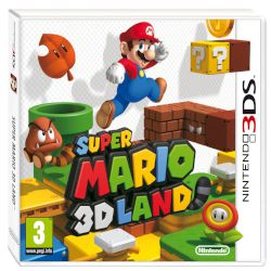 Nintendo Super Mario 3D Land 3DS