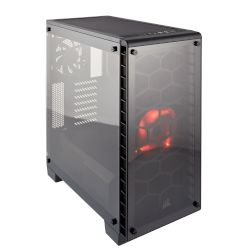 Corsair Crystal 460X Midi Tower