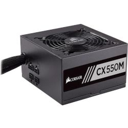 Corsair PSU CXM Series 550 W 80+ Bronze CX550M