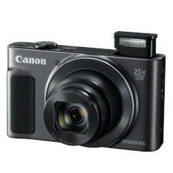 Canon Digital Camera PowerShot  SX620 HS Kit Μαύρο