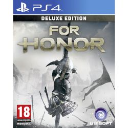 Ubisoft For Honor Deluxe Edition Playstation 4