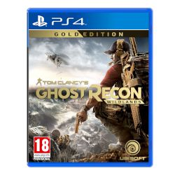 Ubisoft Tom Clancy s Ghost Recon Wildlands Gold Playstation 4