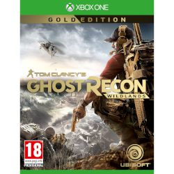 Ubisoft Tom Clancy s Ghost Recon Wildlands Gold Xbox One