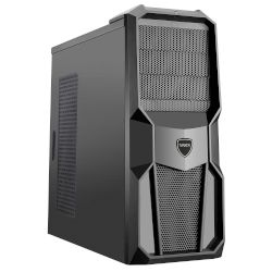 Turbo-X Cerberus Black Knight Desktop (AMD FX 6350/8 GB/240 GB SSD//R7 360)