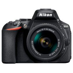 Nikon Digital Camera D5600 Kit (18-55mm)