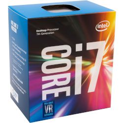 Intel CPU Core i7 7700 (1151/3.60 GHz/8 MB)