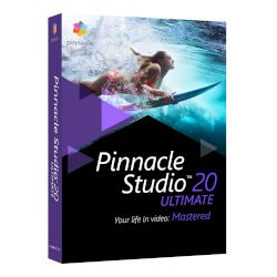Pinnacle Studio 20 Ultimate 1 άδεια,