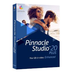 Pinnacle Studio 20 Plus 1 άδεια,