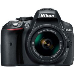Nikon DIGITAL CAMERA D5300 18-55 AFP VR