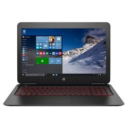 HP Omen Gaming 15- ax201nv Laptop (Core i7 7700 HQ/12 GB/128GB SSD + 1TB HDD/GTX 1050 Ti 4 GB) με Οθόνη Full HD IPS