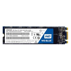 WD SSD Blue M2 250GB