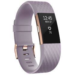 Smartband Fitbit Charge 2 Rose Gold,Small