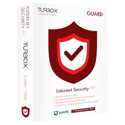 Turbo-X Internet Security 2017 1 άδεια, 1 έτος