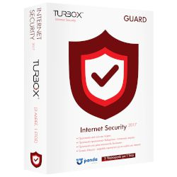 Turbo-X Internet Security 2017 3 άδειες, 1 έτος