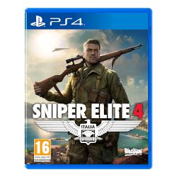 Sold Out Sniper Elite  4 Playstation 4