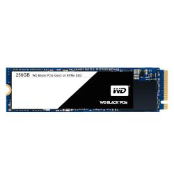 WD SSD Black M2 256GB