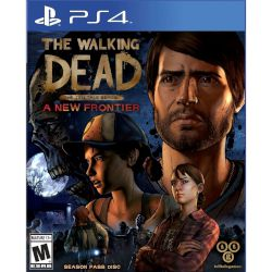 Tell Tale The Walking Dead : The Telltale Series -  A New Frontier Playstation 4
