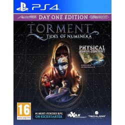 TECHLAND Torment Tides Of Numenera Day 1 Edition Playstation 4