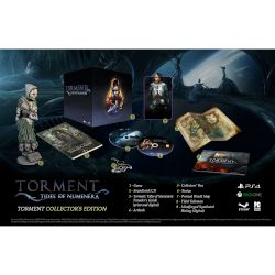 TECHLAND Torment Tides Of Numenera Collectors Ed Xbox One