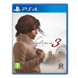 Microids Syberia 3 Playstation 4