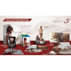 Microids Syberia 3 Collectors Edition Playstation 4