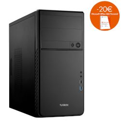 Turbo-X Pegasus PK400 Desktop (Intel Core i7 7700/8 GB/1 TB HDD//Intel HD 630)