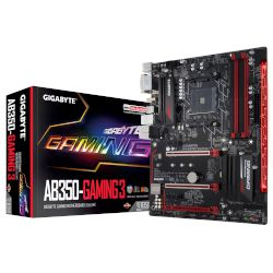Gigabyte Motherboard B350 Gaming 3 (B350/AM4/DDR4)