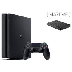 Sony Playstation 4 Slim 500 GB + Expansion SRS 1TB